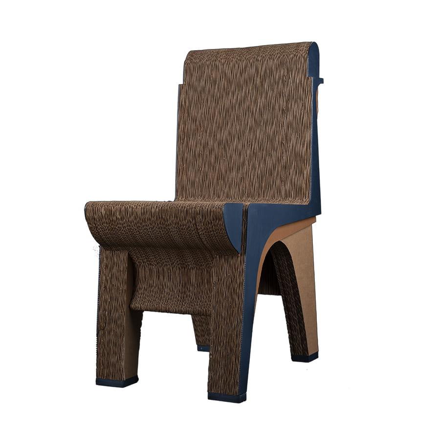 Sedie In Cartone Design.Mobili In Cartone Sekkei Design Sostenibile Sedie In Cartone